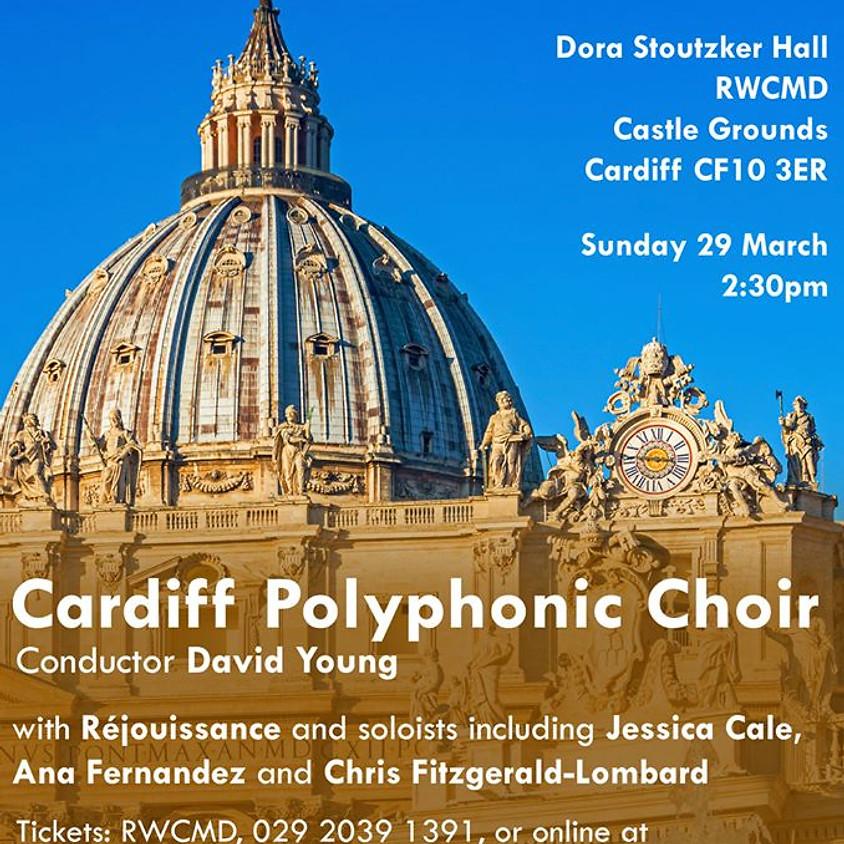 Cardiff Polyphonic Choir - Dixit Dominus