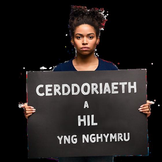 Cerddoriaeth a Hil yng Nghymru
