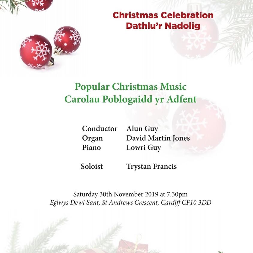 Christmas Celebration / Dathlu'r Nadolig