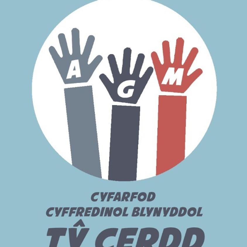 CCB Tŷ Cerdd AGM 2019