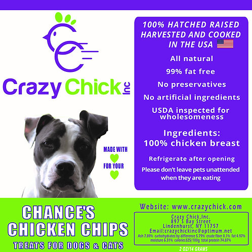 Chips for Pets 2oz