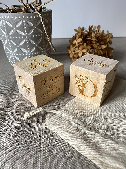 Cube souvenir