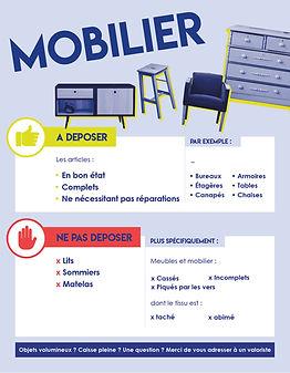 Dépôt Mobilier