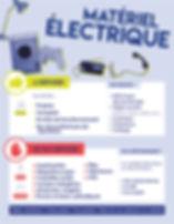 Dépôt matériel électrique