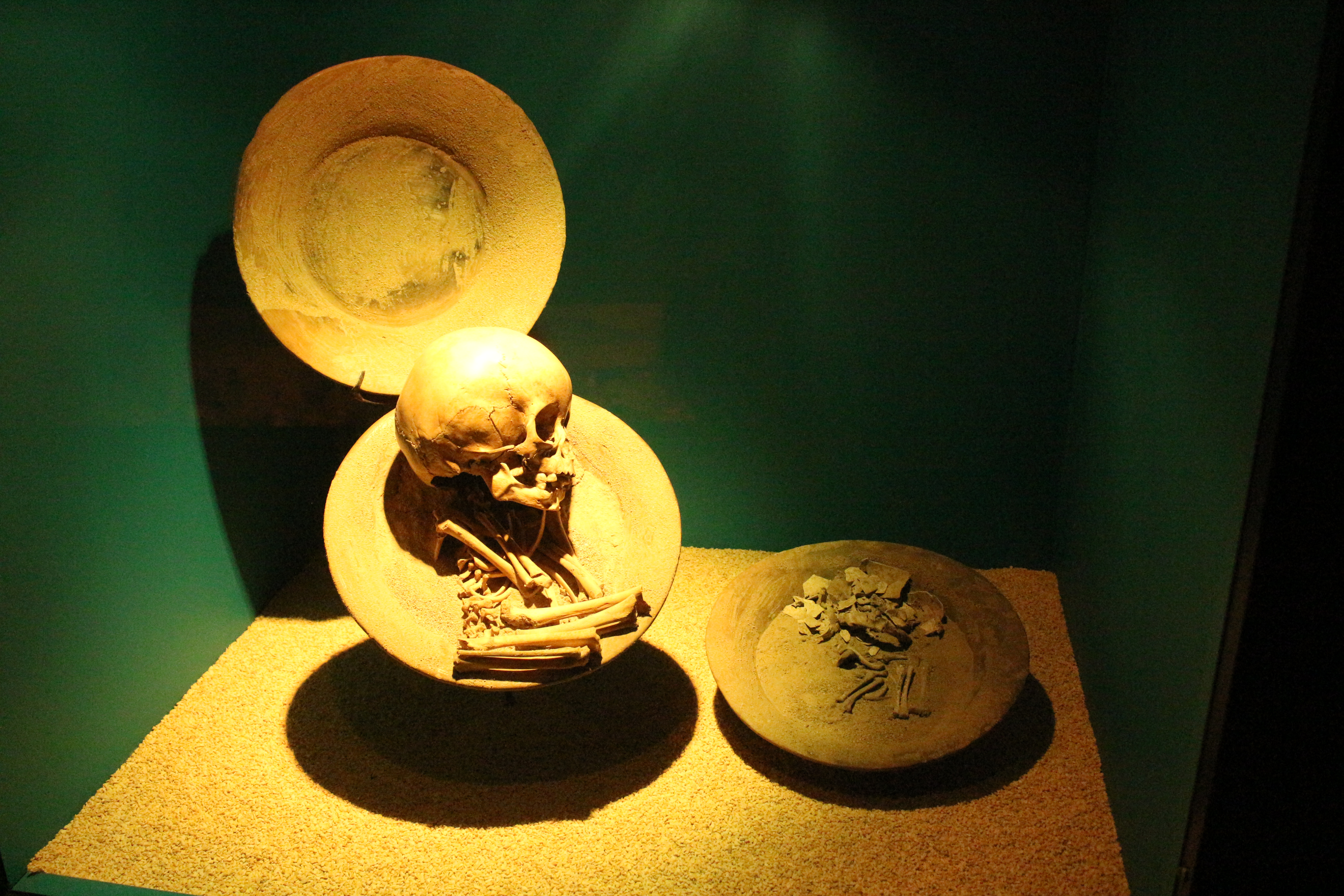 Child Burial-Teotihuacan Mexico