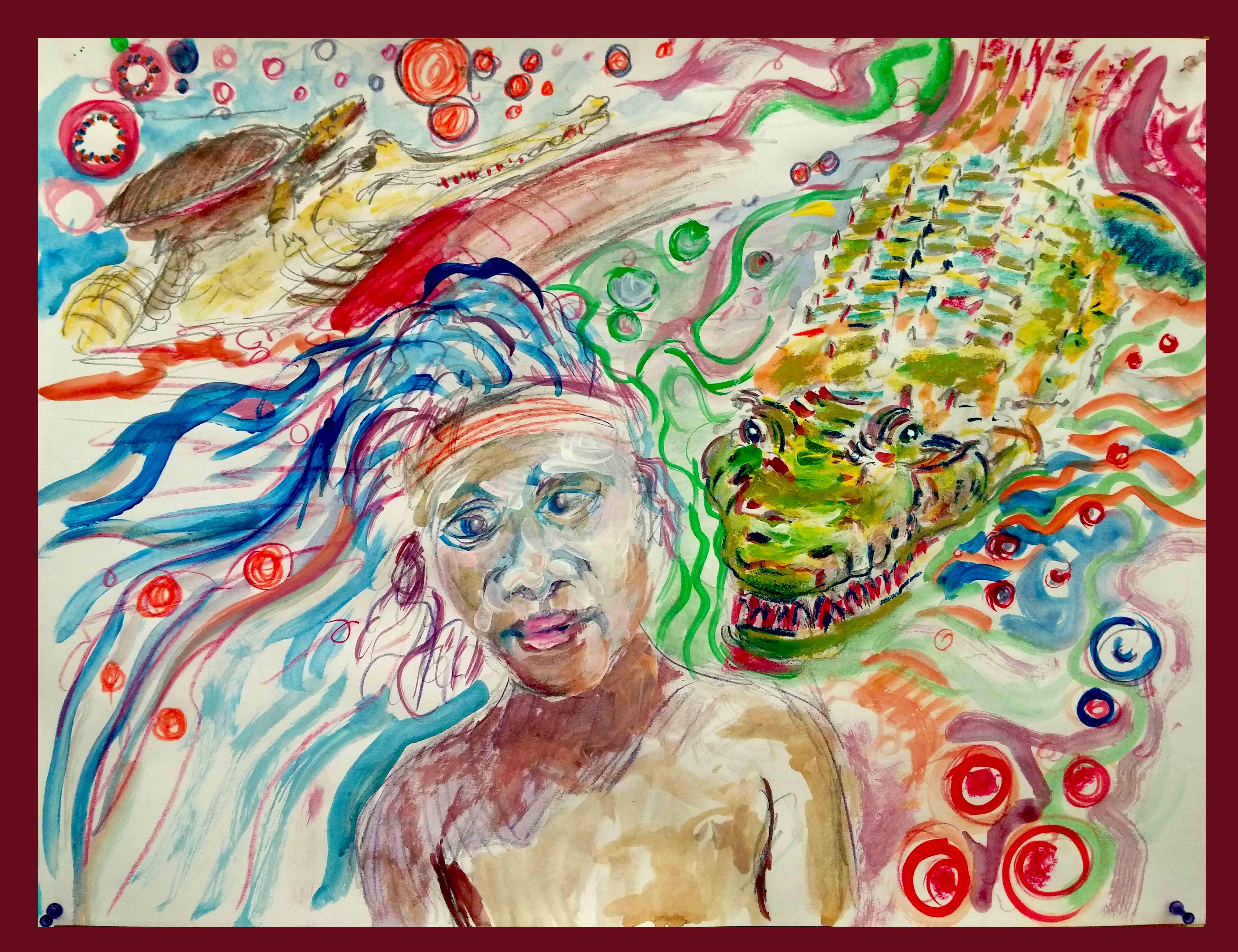 Aboriginal dreamtime