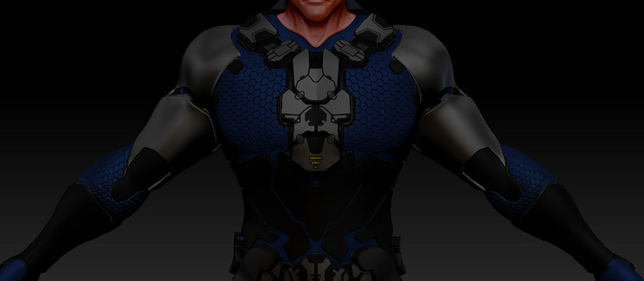 Anatomy of a Super Soldier