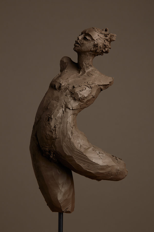 Yvan Thiéry sculpteur modeleur sans-titre 1