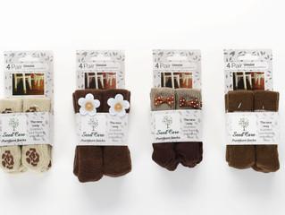 SeedCare Chair Socks Wholesale packaging