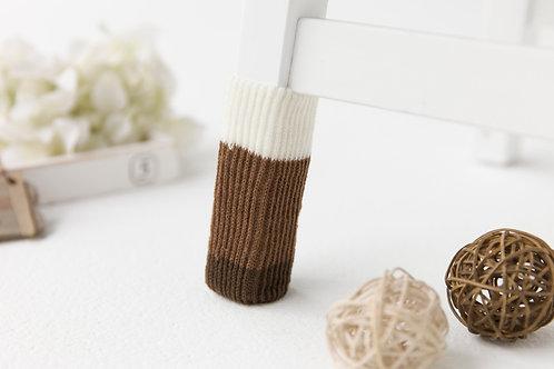 Dark Triple furniture socks/Christmas gift /New Year gift/Easter gifts
