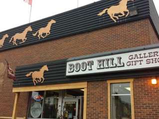 Wholesale Partner -- Boot Hill Gallery