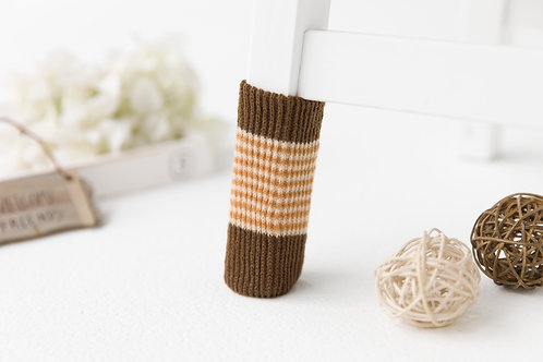 Cowboy boots (Brown) Chair socks/ Mother's day gift/ Unique gift