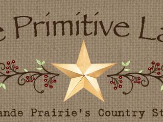 Wholesale Partner - The Primitive Lane