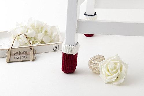 Santa Chair socks/Christmas gift /New Year gift/unique gift/X'mas gi