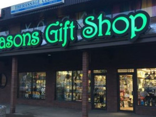 Wholesale Partner -- Seasons Gift Shop