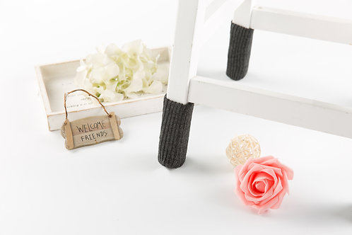 Charcoal Chair socks -  Christmas gift / Event gift / New year gift
