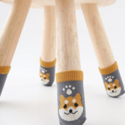 Cute puppy Furniture socks/Easter gifts/New year gift