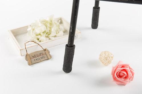 Charcoal Chair socks -  Christmas gift / Event gift / New home gift