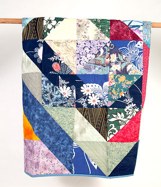 Blue Quilt