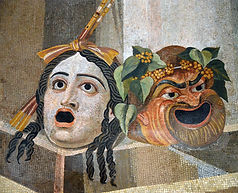 Mosaic_depicting_theatrical_masks_of_Tra