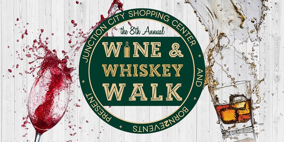 Wine and Whiskey Walk