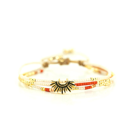 Bracelet Saly 1763 corail