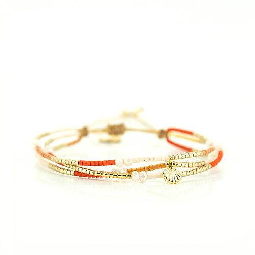 Bracelet Lena 1725 corail