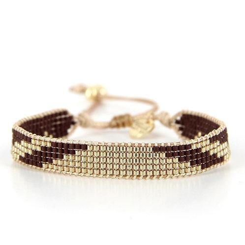 Bracelet B-1796 Rusty Gold
