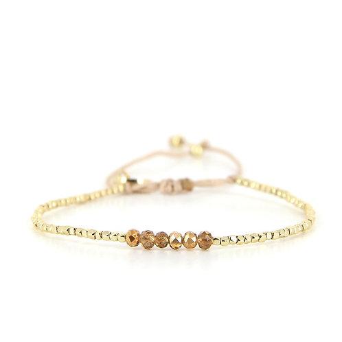 Bracelet B-1728 Golden Camel
