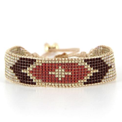 Bracelet B-1720 Rusty Gold