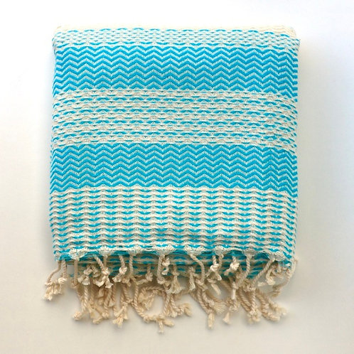 Towel Rincon Large - Aqua