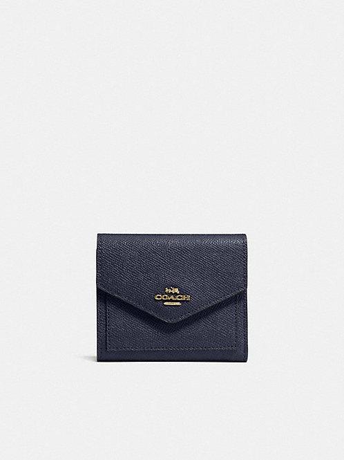 petit portefeuille -bleu marine