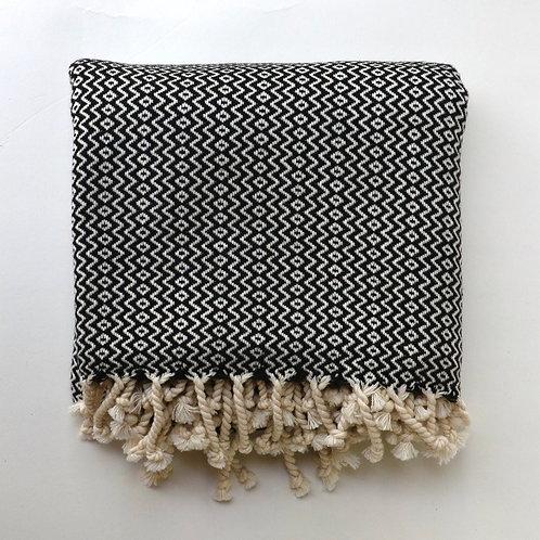 Towel Sabadeco Large - Black