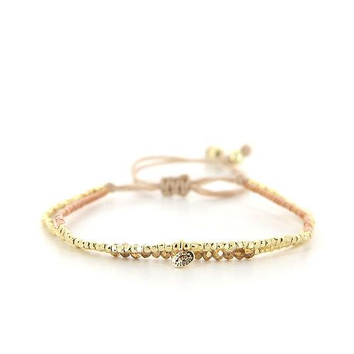 Bracelet B-1817 Golden Camel