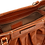 Thumbnail: sac à main - cognac