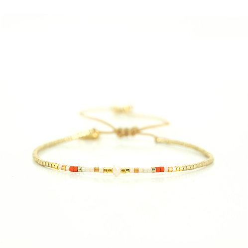 Bracelet Joe 1362 corail