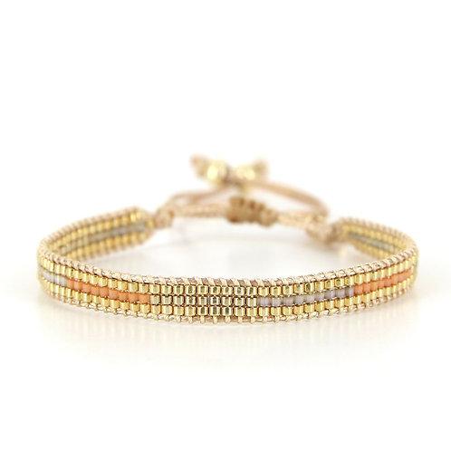 Bracelet B-1543 Golden Camel