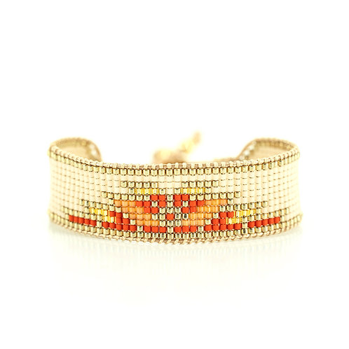 Bracelet Romane 1794 corail