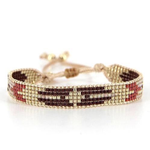 Bracelet B-1538 Rusty Gold