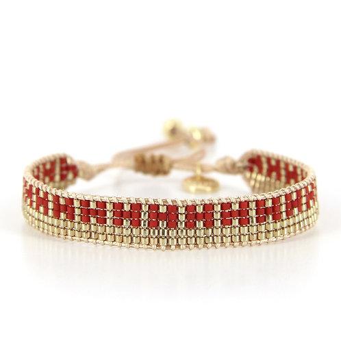 Bracelet B-1800 Lovely Gold