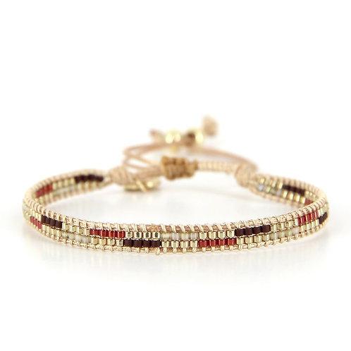 Bracelet B-1191 Rusty Gold