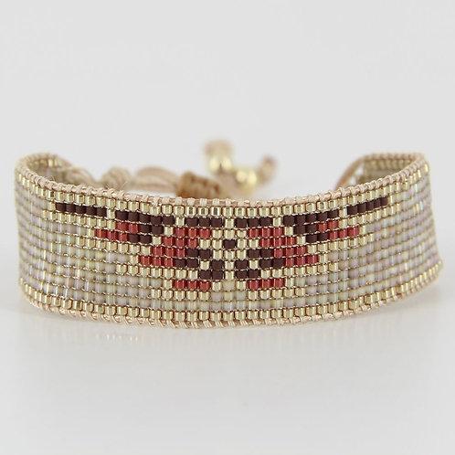 Bracelet B-1794 Rusty Gold