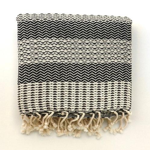 Towel Rincon Large - Black