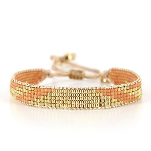 Bracelet B-1796 Golden Camel