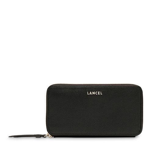 Lettrines de Lancel Continental zippé Grand modèle
