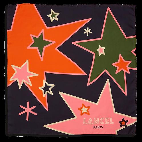 CARRÉ DE SOI - Motif Comètes