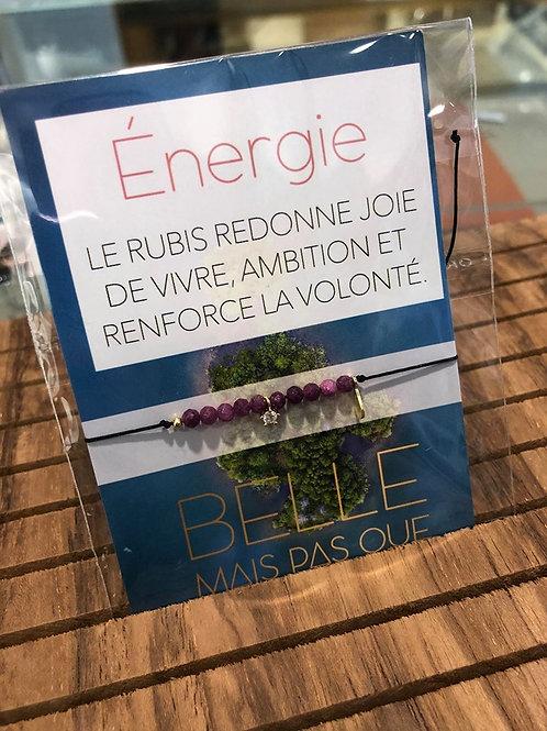 "Bracelet ""With love"" ENERGIE"