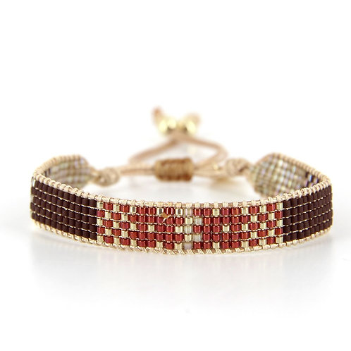 Bracelet B-1798 Rusty Gold