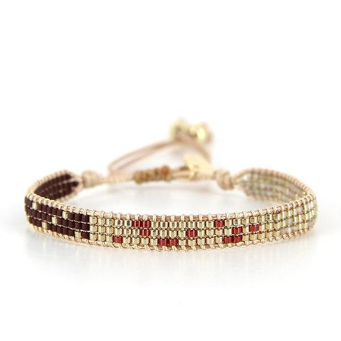 Bracelet B-1541 Rusty Gold