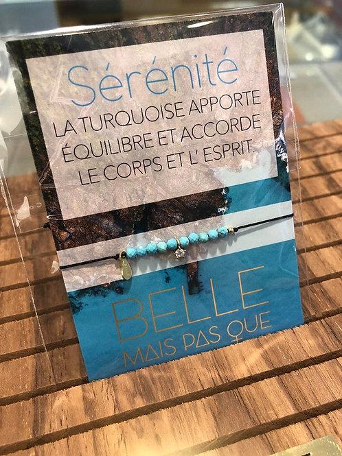 "Bracelet ""With love"" SÉRÉNITÉ"